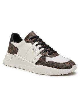 Guess Guess Sneakers Lucca FM8LCV FAL12 Alb