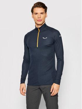 Salewa Salewa Techniniai marškinėliai Sennes Dry 26670 Tamsiai mėlyna Regular Fit