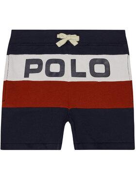 Polo Ralph Lauren Polo Ralph Lauren Medžiaginiai šortai Summer 322786440001 Tamsiai mėlyna Regular Fit