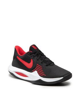 Nike Nike Topánky Precision V CW3403 004 Čierna