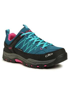 CMP CMP Trekkingi Rigel Low Trekking Shoes Wp 3Q13244J Niebieski