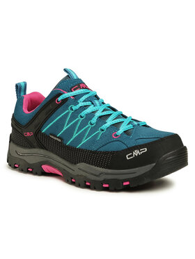 CMP CMP Turistiniai batai Rigel Low Trekking Shoes Wp 3Q13244J Mėlyna