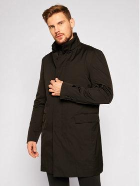 Strellson Strellson Prechodný kabát 11 Mayfair 30023258 Čierna Regular Fit