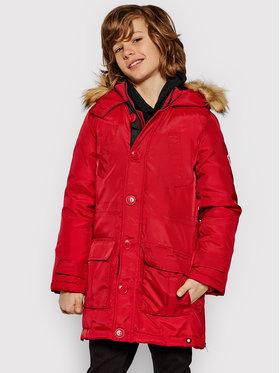 Guess Guess Zimní bunda GUESS L0BL22 WDH90 Červená
