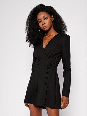 Guess Guess Ολόσωμη φόρμα Kaima W0BD68 K8RN0 Μαύρο Regular Fit