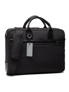 Calvin Klein Calvin Klein Nešiojamo kompiuterio krepšys Laptop Bag K50K506484 Juoda