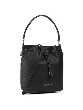 Pepe Jeans Pepe Jeans Handtasche Bolso 7047225 Schwarz