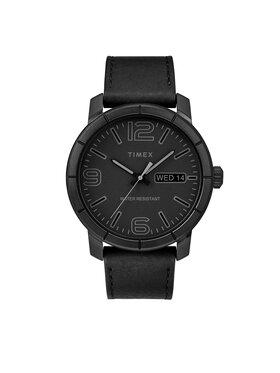 Timex Timex Ρολόι Mod 44 TW2R64300 Μαύρο