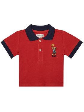 Polo Ralph Lauren Polo Ralph Lauren Pólóing Summer I 320785964001 Piros Regular Fit