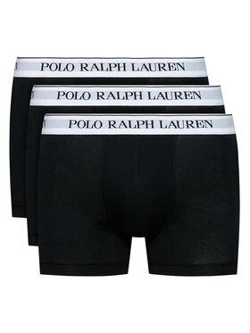 Polo Ralph Lauren Polo Ralph Lauren Komplet 3 par bokserek 3PK 714830299008 Czarny