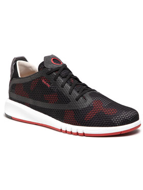 Geox Geox Sneakers U Aerantis D U047FD 0002A C7000 Negru
