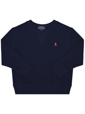 Polo Ralph Lauren Polo Ralph Lauren Μπλούζα Logo Embroidery 323772102 Σκούρο μπλε Regular Fit
