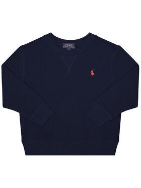 Polo Ralph Lauren Polo Ralph Lauren Суитшърт Logo Embroidery 323772102 Тъмносин Regular Fit