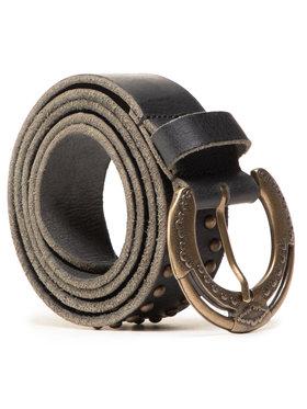 Pepe Jeans Pepe Jeans Dámský pásek Flora Belt PL020787 Černá