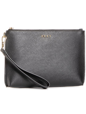 DKNY DKNY Дамска чанта Gifting Pouch R03R1K50 Черен