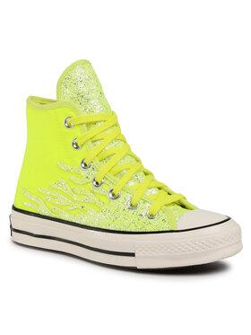 Converse Converse Кецове Chuck 70 Hi 569388C Жълт