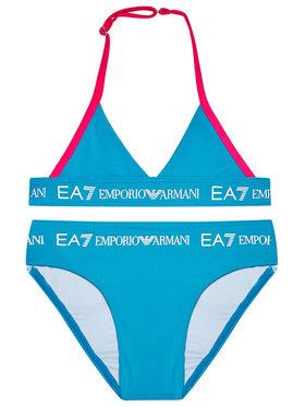 EA7 Emporio Armani EA7 Emporio Armani Maillot de bain femme 913009 1P453 19832 Bleu marine