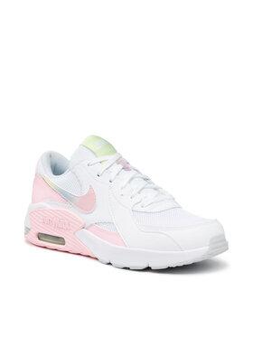 Nike Nike Обувки Air Max Excee Mwh (GS) CW5829 100 Бял