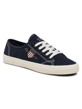 Gant Gant Sneakers aus Stoff Pillox 22538880 Dunkelblau