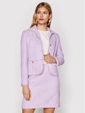 Luisa Spagnoli Luisa Spagnoli Blazer Viry 538018 Violett Regular Fit