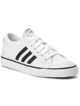 adidas adidas Обувки Nizza CQ2333 Бял