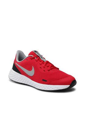 Nike Nike Batai Revolution 5 (GS) BQ5671 603 Raudona