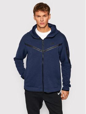 Nike Nike Bluză Tech Fleece CU4489 Bleumarin Standard Fit
