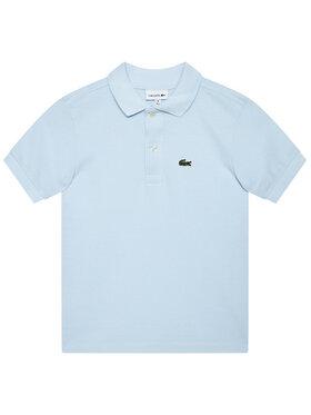 Lacoste Lacoste Polo marškinėliai PJ2909 Mėlyna Regular Fit