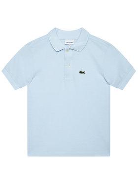 Lacoste Lacoste Polo PJ2909 Niebieski Regular Fit