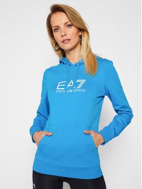 EA7 Emporio Armani EA7 Emporio Armani Μπλούζα 8NTM40 TJ31Z 1523 Μπλε Regular Fit