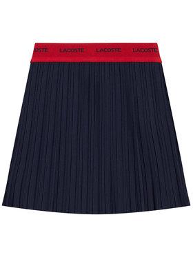 Lacoste Lacoste Φούστα JJ1380 Σκούρο μπλε Regular Fit
