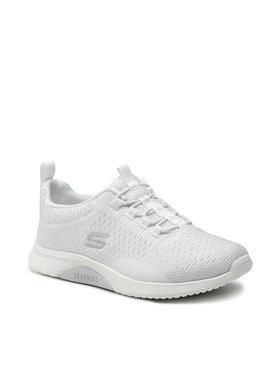 Skechers Skechers Chaussures Fine Moment 104225/WHT Blanc