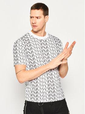 MCQ Alexander McQueen MCQ Alexander McQueen T-Shirt 291571 ROT38 9000 Bílá Regular Fit