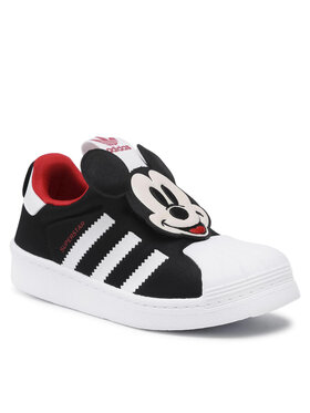 adidas adidas Buty Superstar 360 C Q46299 Czarny