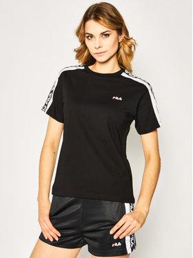 Fila Fila T-Shirt Tandy 687686 Czarny Regular Fit