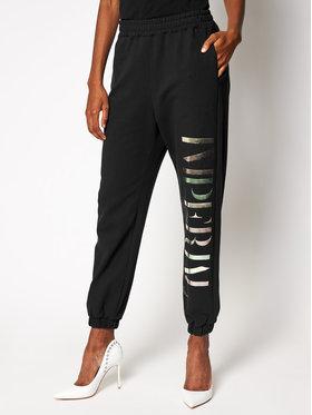 Imperial Imperial Teplákové kalhoty P1T8ABHSI Černá Loose Fit