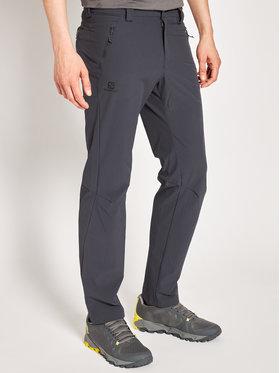Salomon Salomon Spodnie outdoor Wayfarer Lt LC1300700 Szary Straight Fit
