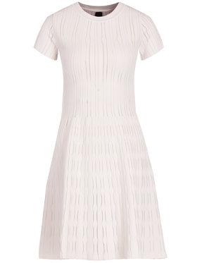 Pinko Úpletové šaty Ardenne PE 20 BLK01 1G14XT Y64E Slim Fit