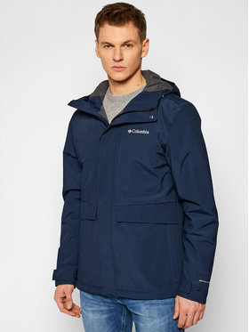 Columbia Columbia Geacă outdoor Firwood 1910683 Bleumarin Regular Fit