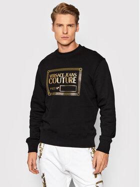 Versace Jeans Couture Versace Jeans Couture Bluza 71GAIT15 Czarny Regular Fit