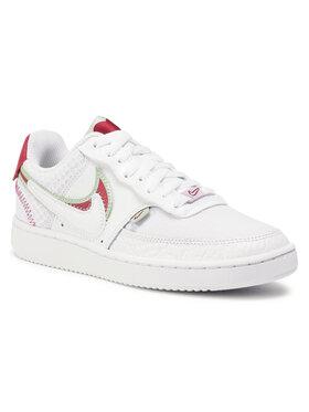 NIKE NIKE Chaussures Court Vision Lo Prmv CI7827 100 Blanc