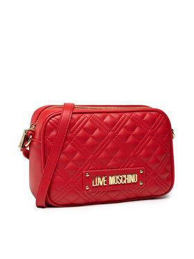 LOVE MOSCHINO LOVE MOSCHINO Дамска чанта JC4010PP1DLA0500 Червен