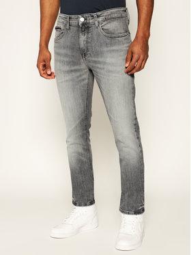 Tommy Jeans Tommy Jeans Τζιν Slim Fit Austin DM0DM07977 Γκρι Slim Fit