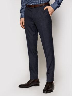 Oscar Jacobson Oscar Jacobson Kostiuminės kelnės Denz 5170 5027 Tamsiai mėlyna Slim Fit