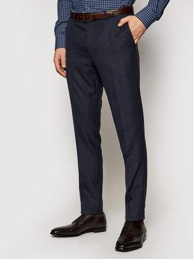 Oscar Jacobson Oscar Jacobson Spodnie garniturowe Denz 5170 5027 Granatowy Slim Fit