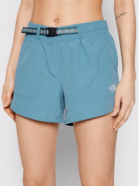 The North Face The North Face Szorty sportowe Class V Hike NF0A3SWV4Y31 Niebieski Regular Fit