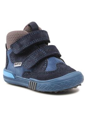 Bartek Bartek Зимни обувки 21704-025 Тъмносин