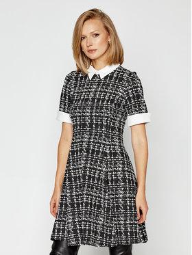 DKNY DKNY Kleid für den Alltag DD0HV726 Schwarz Regular Fit