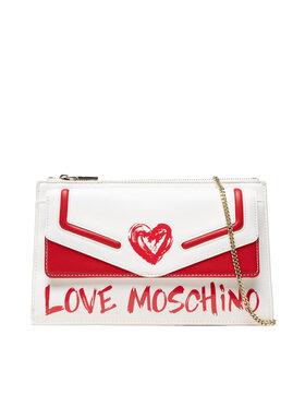 LOVE MOSCHINO LOVE MOSCHINO Torebka JC4260PP0DKE110A Biały