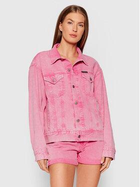 Calvin Klein Jeans Calvin Klein Jeans Jeansjacke J20J216146 Rosa Regular Fit